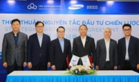 Samsung SDS to buy 25% stake in Vietnamese firm CMC