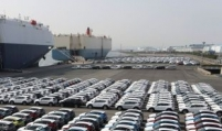 Auto exports down 3.4% in Aug.