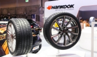 Hankook Tire supplies tires for Porsche Cayenne SUV