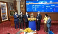 Acleda Bank lists on KRX-invested Cambodian stock exchange