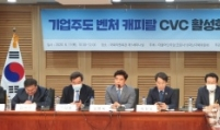 Korea to allow conglomerates to own startup VCs