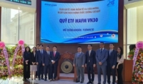 Mirae Asset's ETF listed on Vietnamese stock market