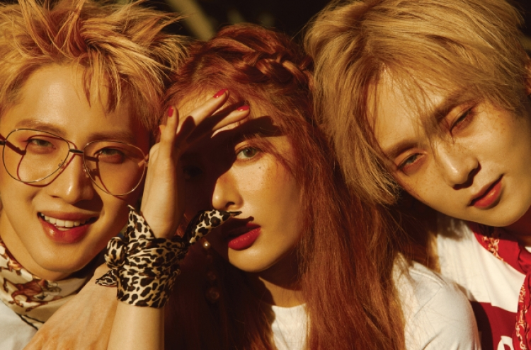 Herald Interview Hyuna Led Triple H Goes Us Against The World With 365 Fresh