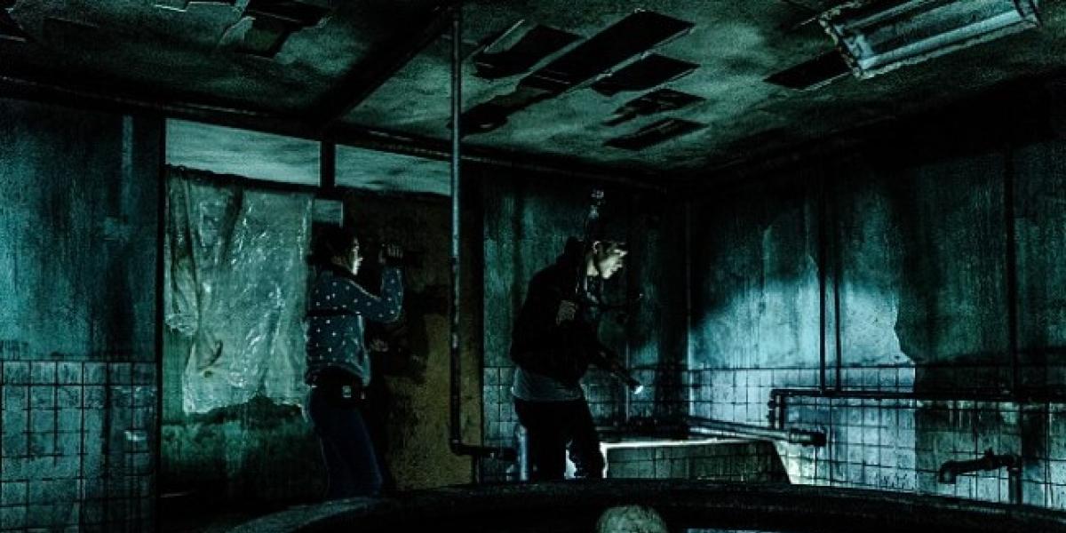 Herald Review] Navigating the dark corners of a haunted asylum