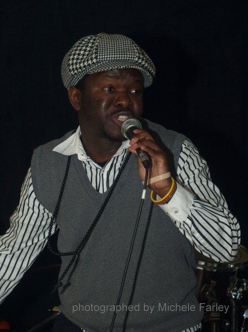 Ugandan reggae artist finds niche