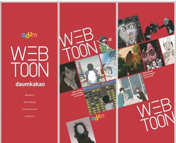 Daum Webtoon goes global