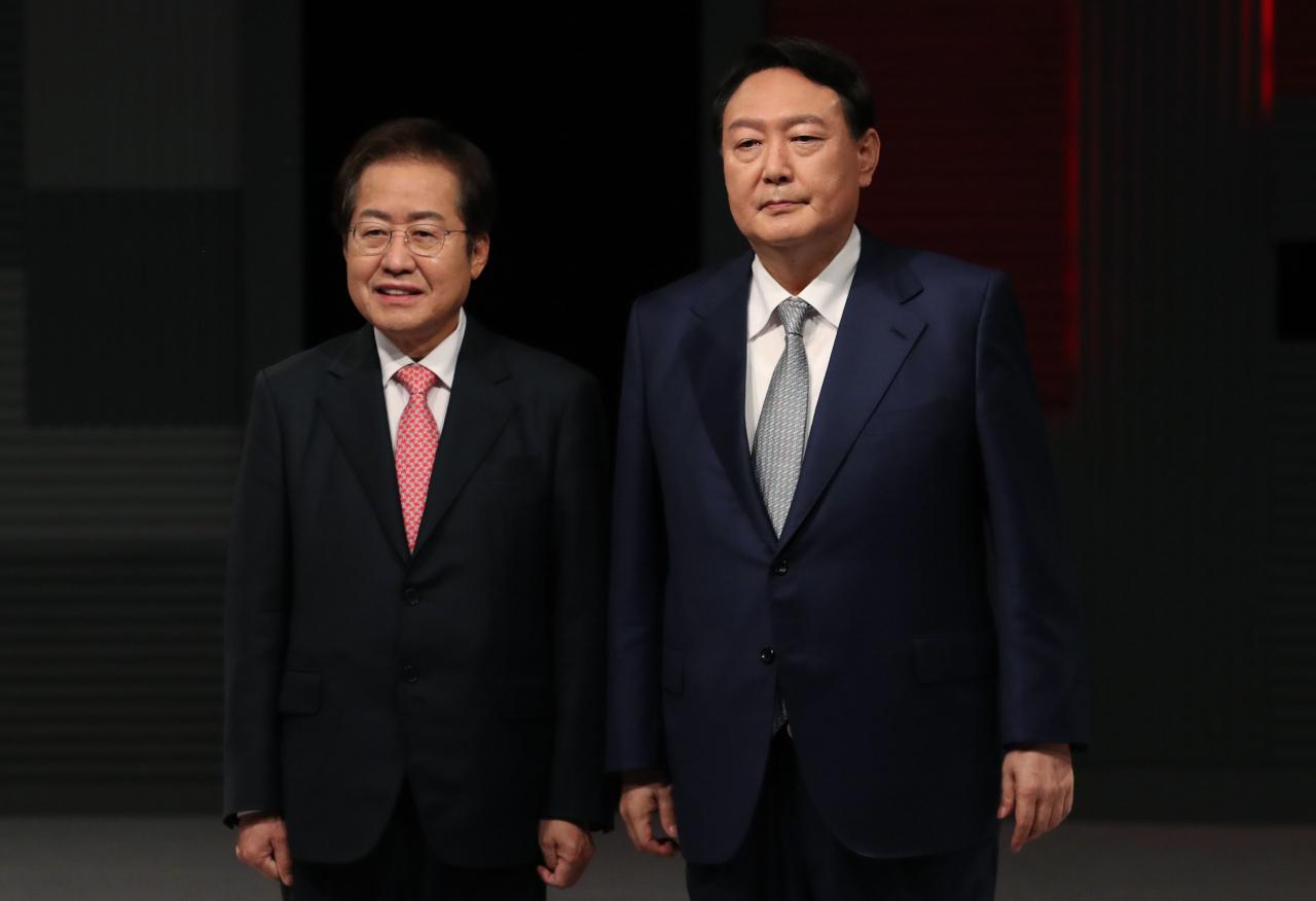 野 양강, 2030 잡기 주력…洪은 'SNL 출연', 尹은 '청년정책'[정치쫌!]