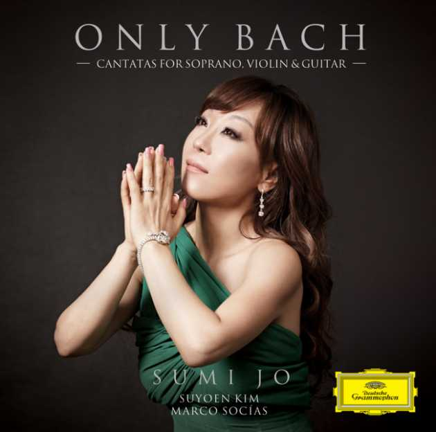 Sumi Jo Sings Bach On New Album Tour