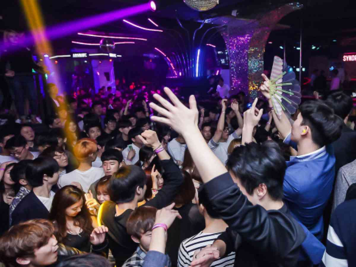 How Old To Go Clubbing In Korea