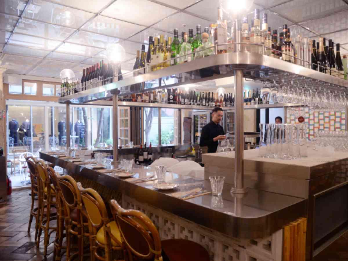 Italian Tapas At Cucciolo Terrazza