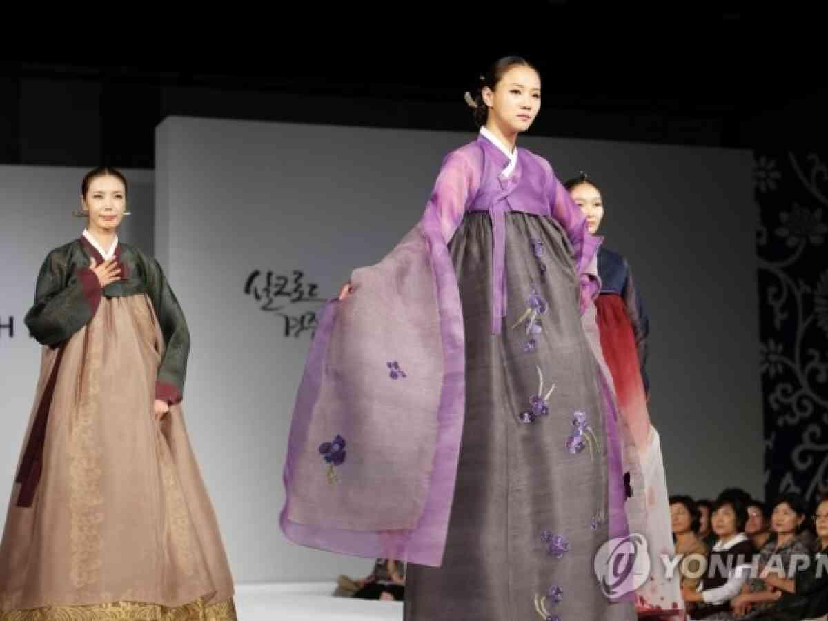 Famed Hanbok Designer Lee Young Hee Dies At 82 The Korea Herald