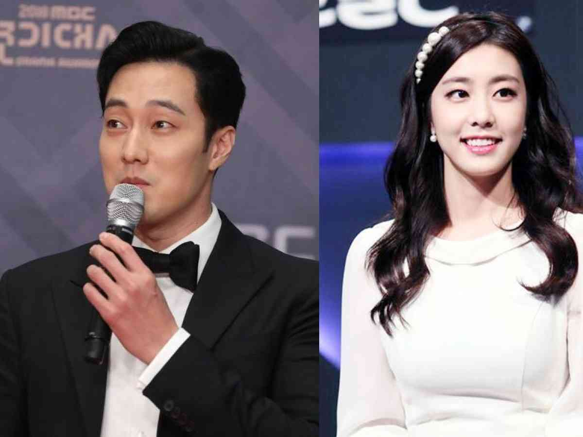Actor So Ji-sub dating former TV presenter