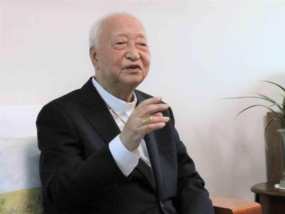 Cardenal Nicholas Cheong Jinsuk