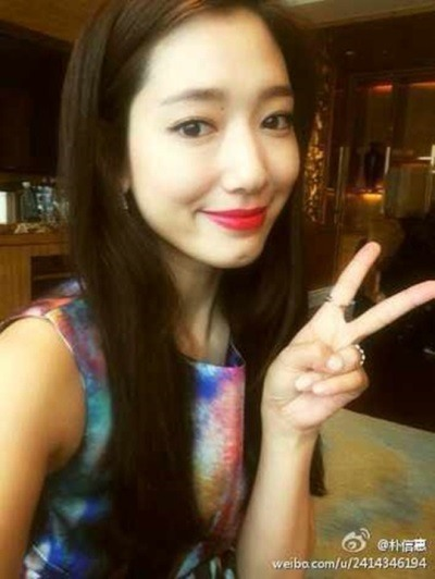 Park Shin-hye looks forward to seeing Chinese fans again