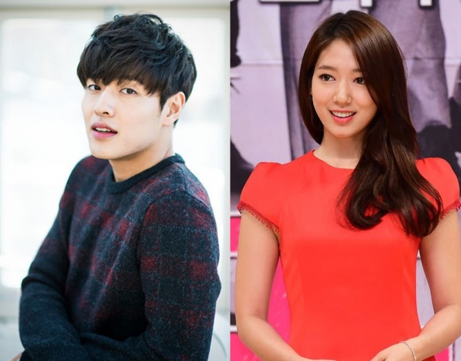 Park Shin-hye, Kang Ha-neul in talks over 'Happy Facebook'