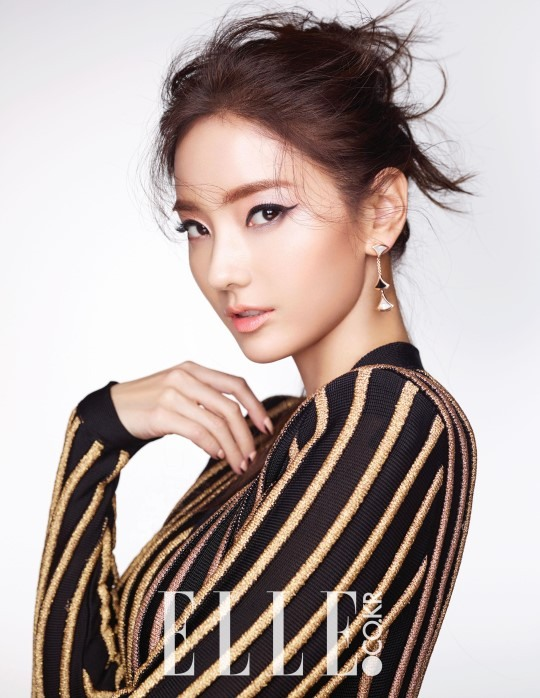 Han Chae-young's age-defying beauty secret