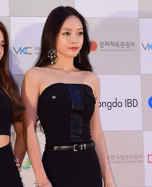 Female stars with 20-inch waists