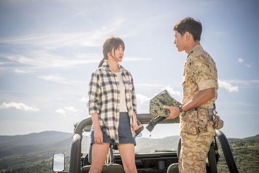 Drama 2016 Descendants Of The Sun 태양의 후예 Page 1021