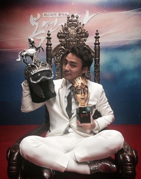 Roy Kim shares thoughts on 'King of Mask Singer'