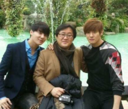 Pre-debut and family photos of JYJ