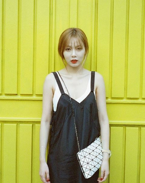 Hyuna Rocks Fashion Style In Europe Allkpop Forums