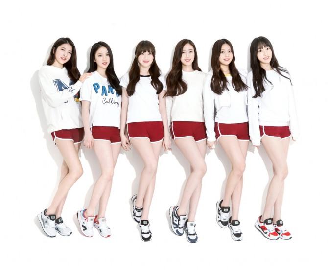 Dangerously skinny K-pop girl groups