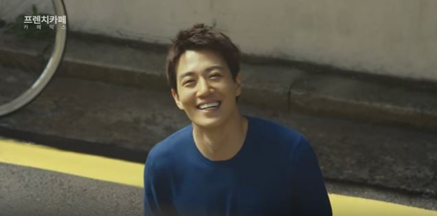 Kim Rae-won tells Kim Tae-hee, 'You're the only one'