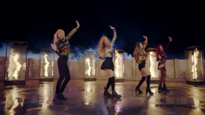 Black Pink S Playing With Fire Gets Mixed Reviews