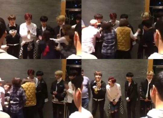 SNL Korea 8' apologizes to B1A4 for misbehavior
