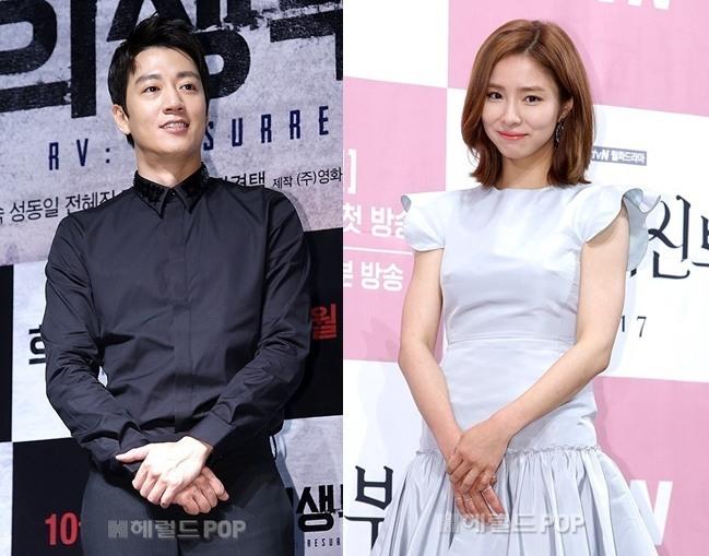 Shin Se-kyung, Kim Rae-won confirm roles in 'Black Knight'