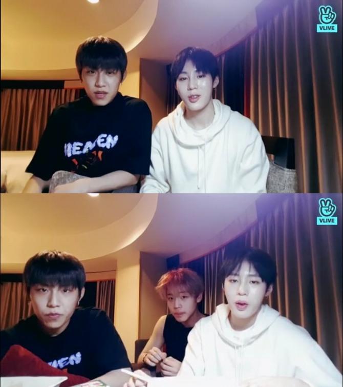 V Report] EXO's fun game show to air Dec  27