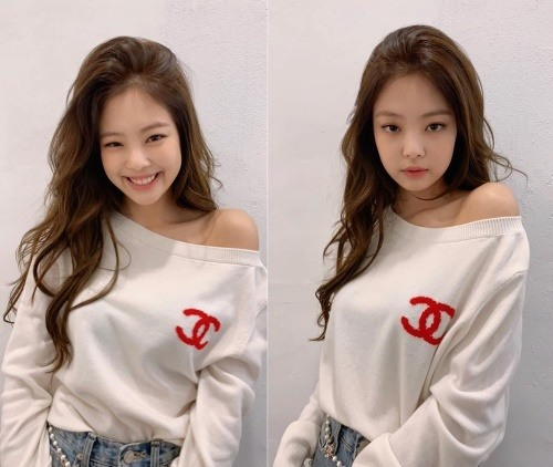 665503c3 Why Chanel loves Jennie of Blackpink