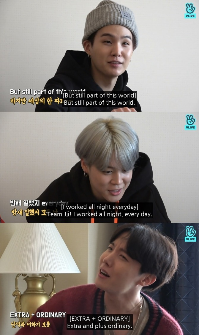 V Report] BTS plays games based on knowledge of own songs