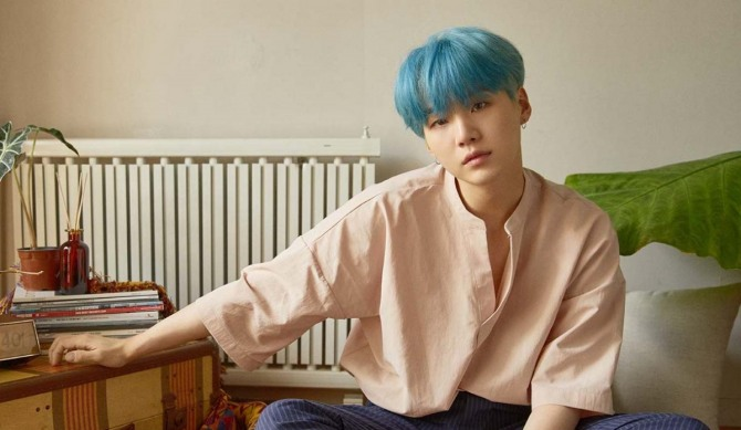 50 facts about Suga of BTS