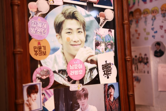 Yoojung Sikdang, a must-go restaurant for BTS fans