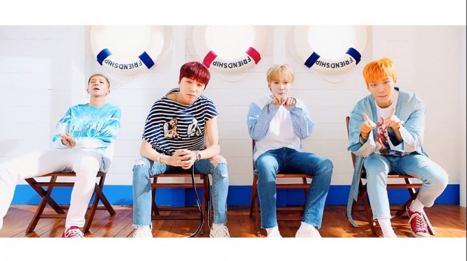 V Report] Winner to release breakup song