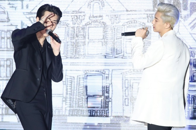 Sehun, Chanyeol say 'What a Life' reflects their own stories