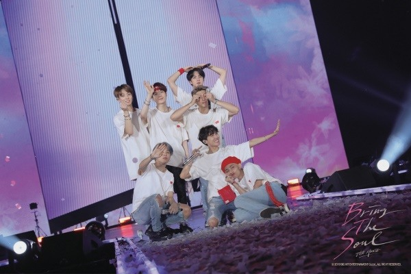 Review: BTS' 'Bring The Soul' delves into blood, sweat and