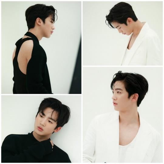 김요한, 몽환적인 눈빛으로 독보적 무드 완성..치명적인 섹시美[화보]