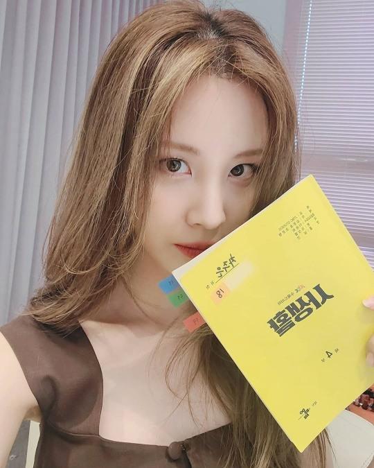 소녀시대 서현, 수려한 비주얼 자랑‥배우 티 제대로 나네